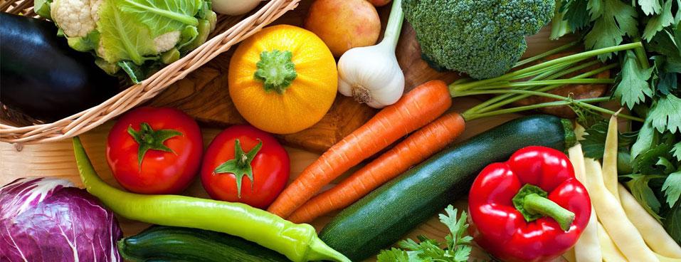 Φρέσκα Λαχανικά!