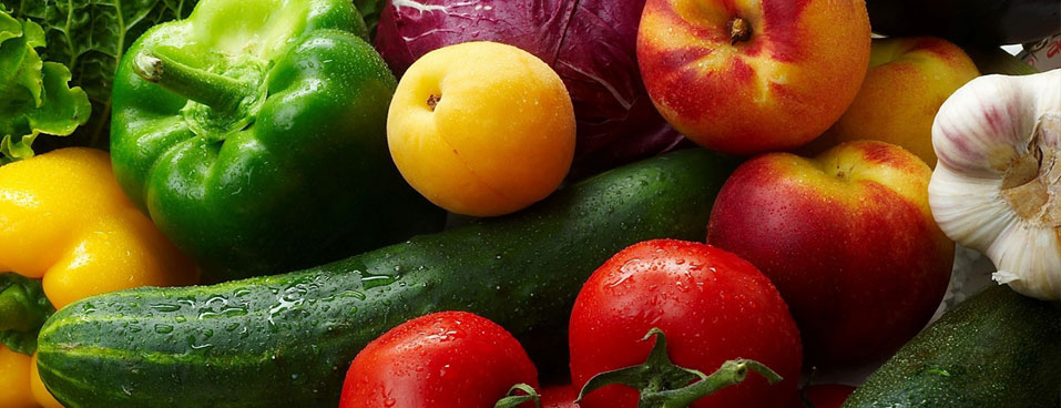 Imports of Fruits and Vegetables!
