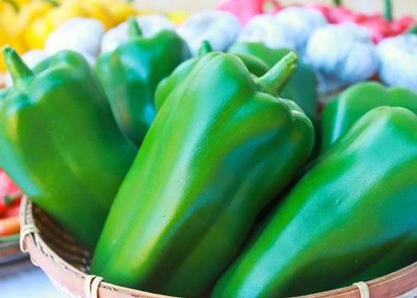 Πράσινες Πιπεριές